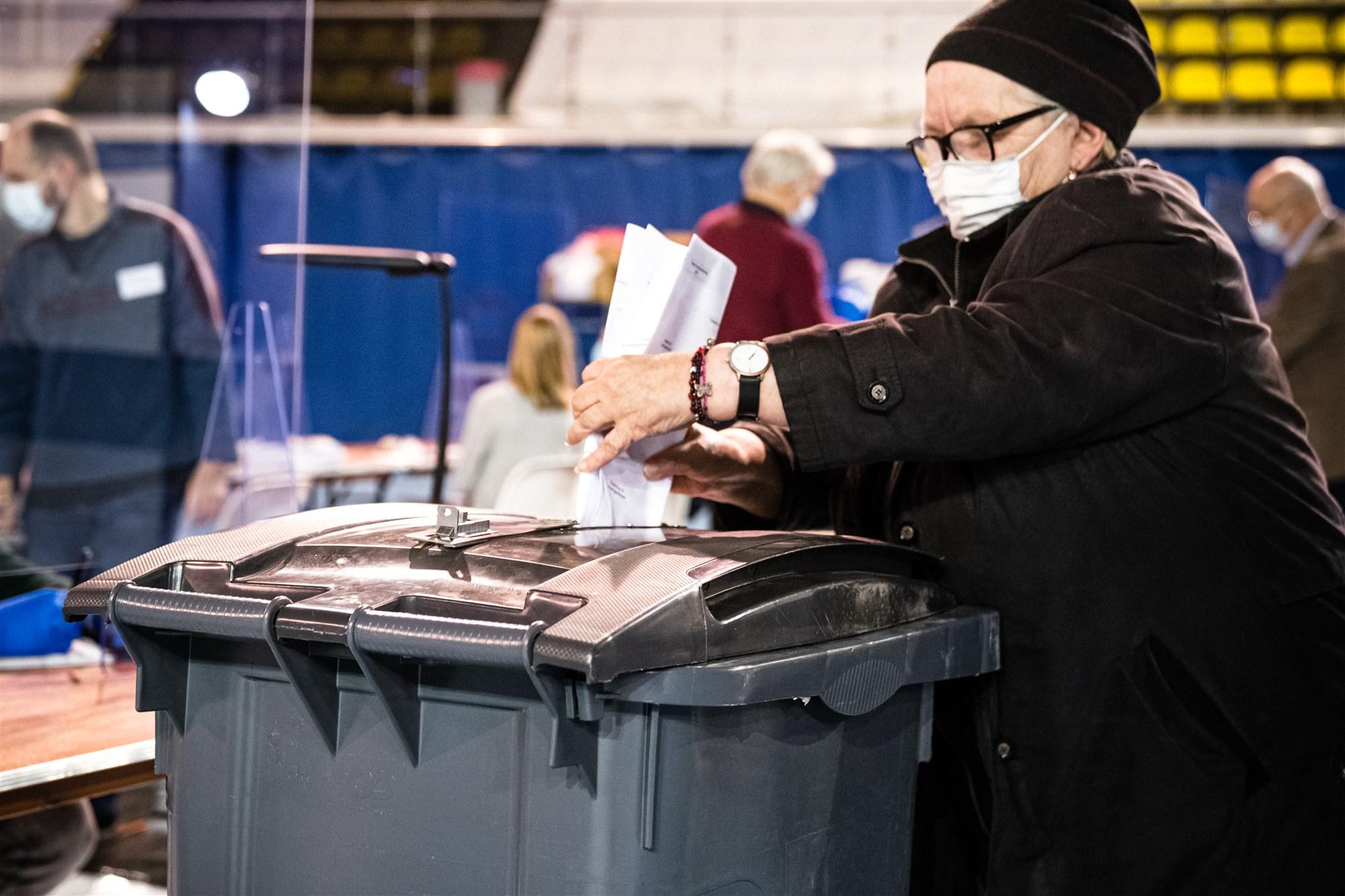 verkiezingen corona stemmen stembus