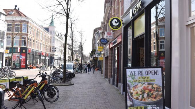 eazie vega de laat winkelstraat afhaal bezorging winkelstraat centrum winkelen shoppen eten drinken