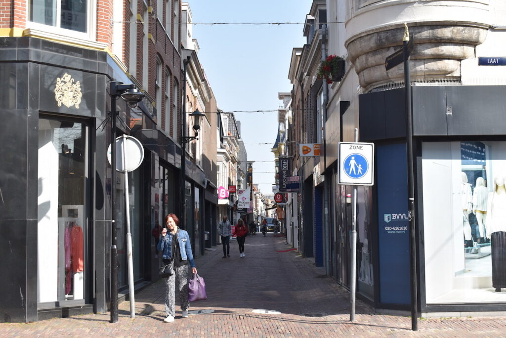 Payglop alkmaar binnenstad de laat