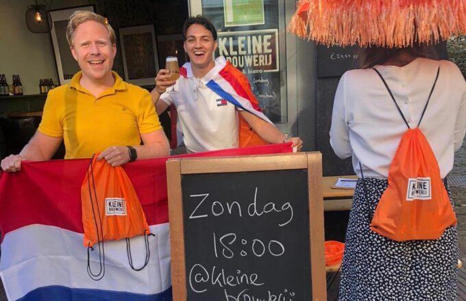 De Kleine Brouwerij - EK 2021