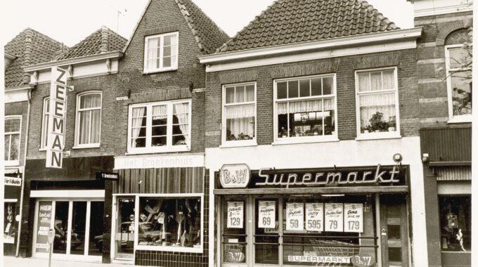 supermarkt alkmaar b&w