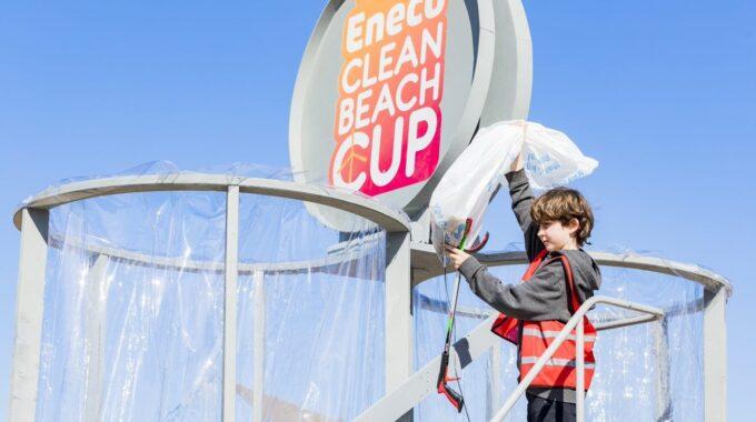Eneco Clean Beach Cup   foto: FFWD
