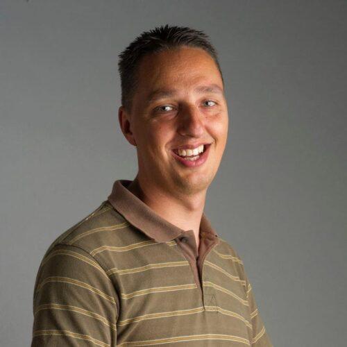 Martijn de Lange - community manager indebuurt Almelo