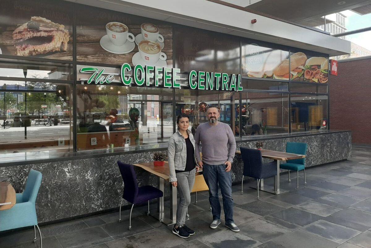 The Coffee Central Almelo