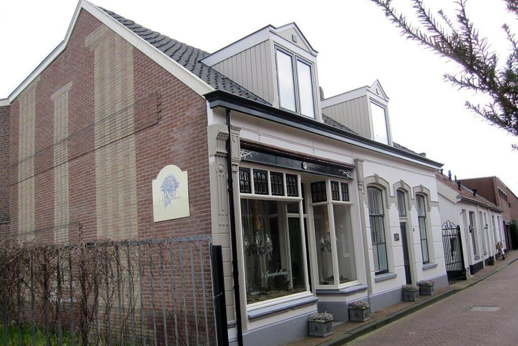 Spiegelhuys snoepwinkel Almelo