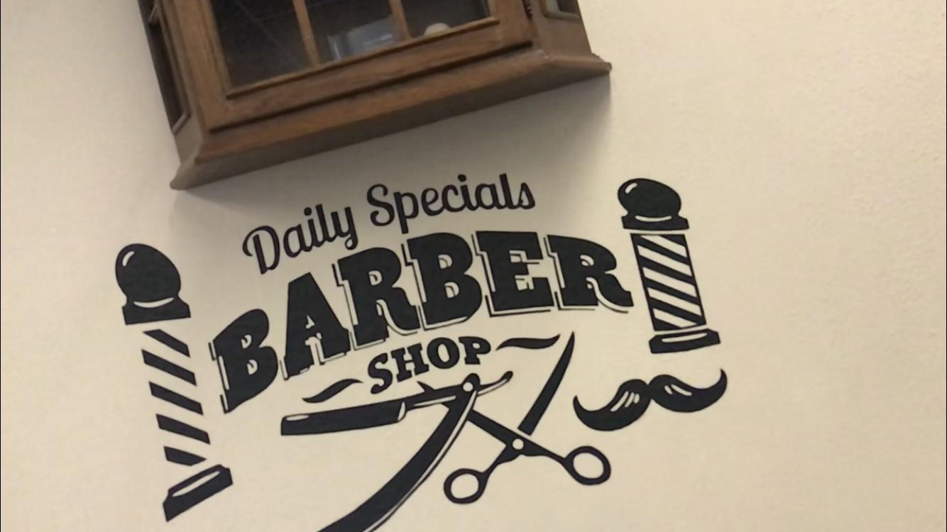 Barber kapper