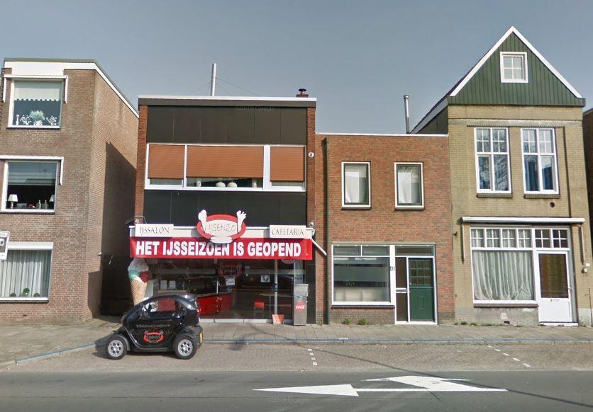 Bökkerink's Cafetaria IJsenzo Almelo