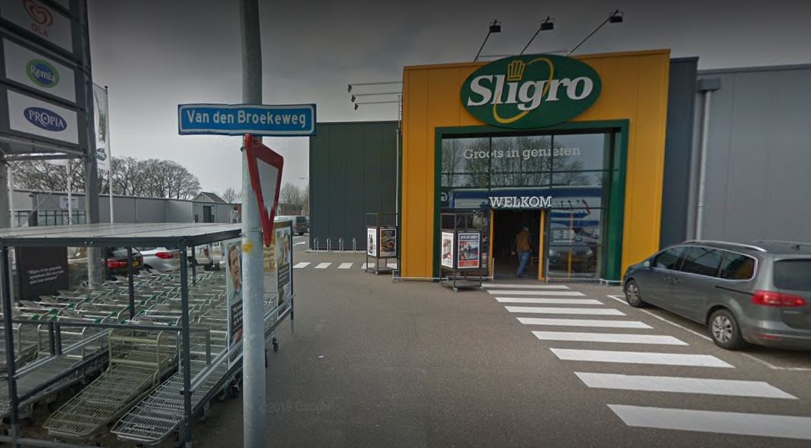 Sligro in Almelo