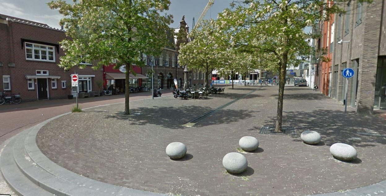 Waagplein in Almelo