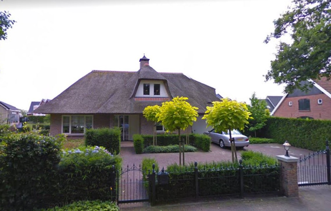 Oude Paradijsweg Almelo