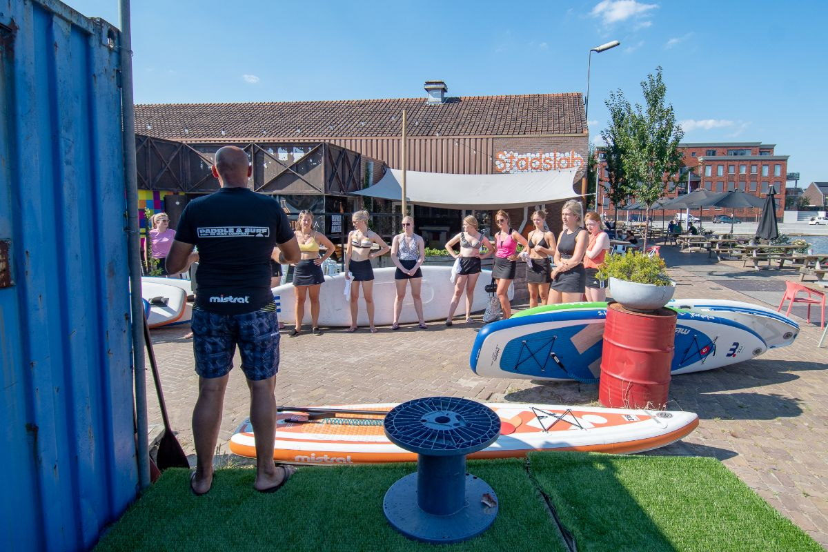 Suppen Paddle & Surf Almelo