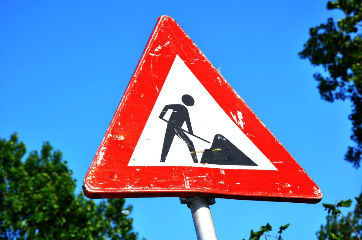 Werk aan de weg, wegwerkzaamheden