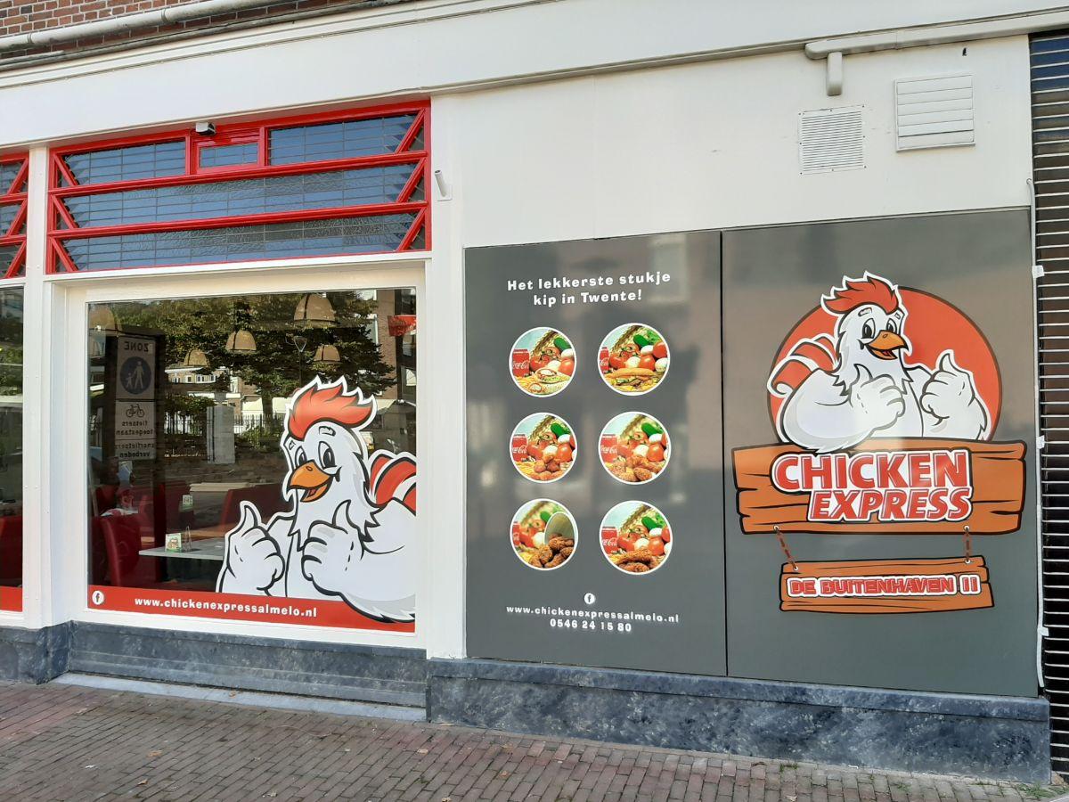 Chicken Express II De Buitenhaven Almelo