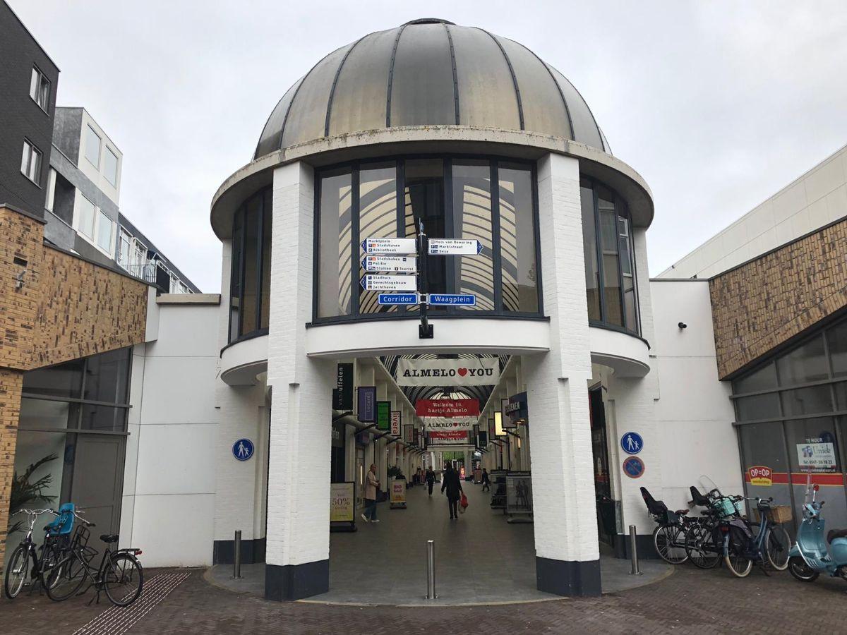 De Galerij winkelen in Almelo
