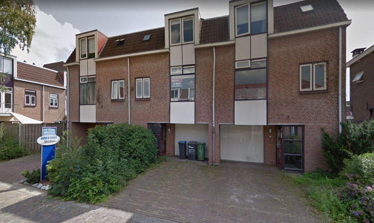 Westerdokstraat in Almelo