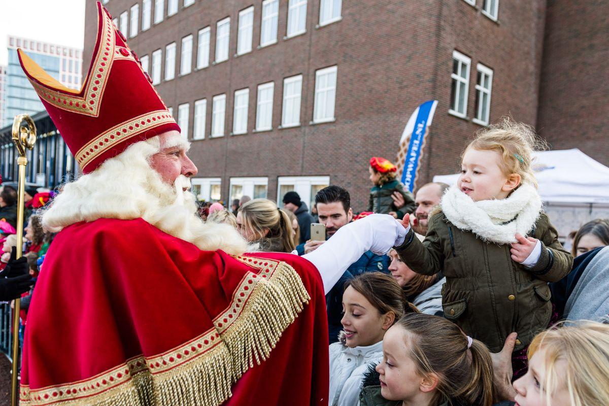 Sinterklaas intocht in Almelo