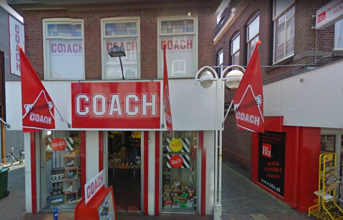 Coach 2009 Almelo