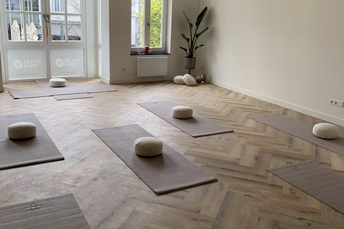 Pop-up Yogastudio Tina Kruisdijk studio