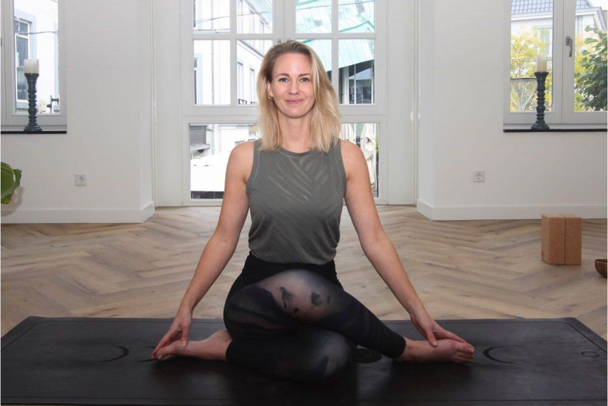 Pop-up Yogastudio Tina Kruisdijk