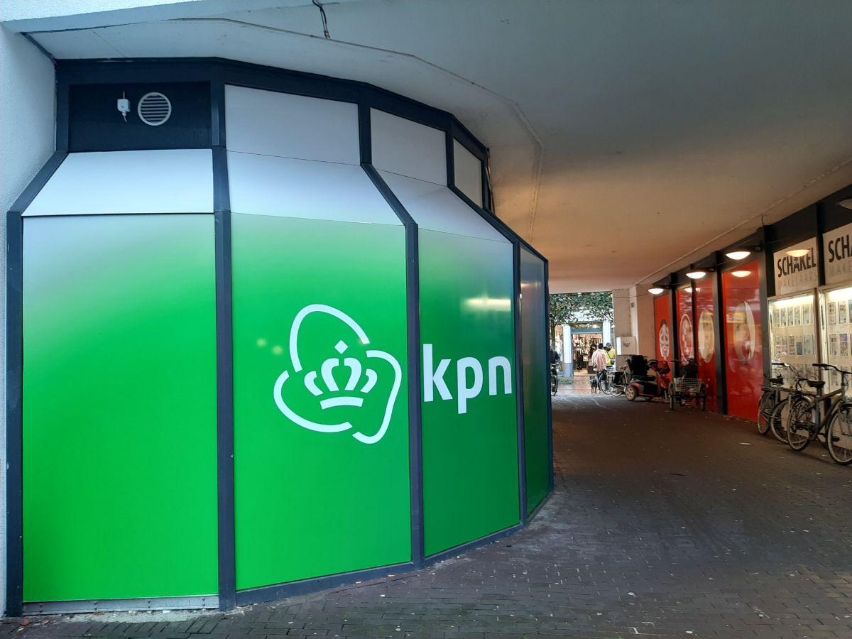 KPN winkel in Almelo