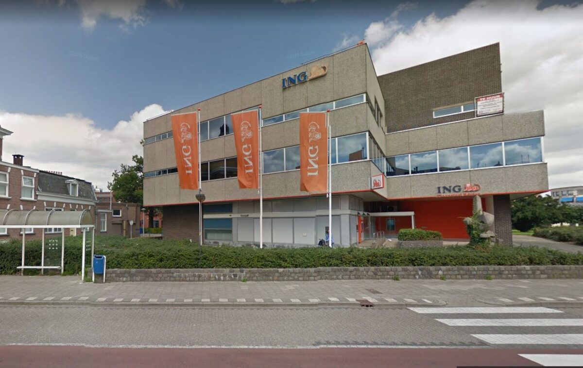 ING Bank in Almelo