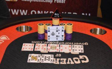 Open NK Poker voorronde in Almelo
