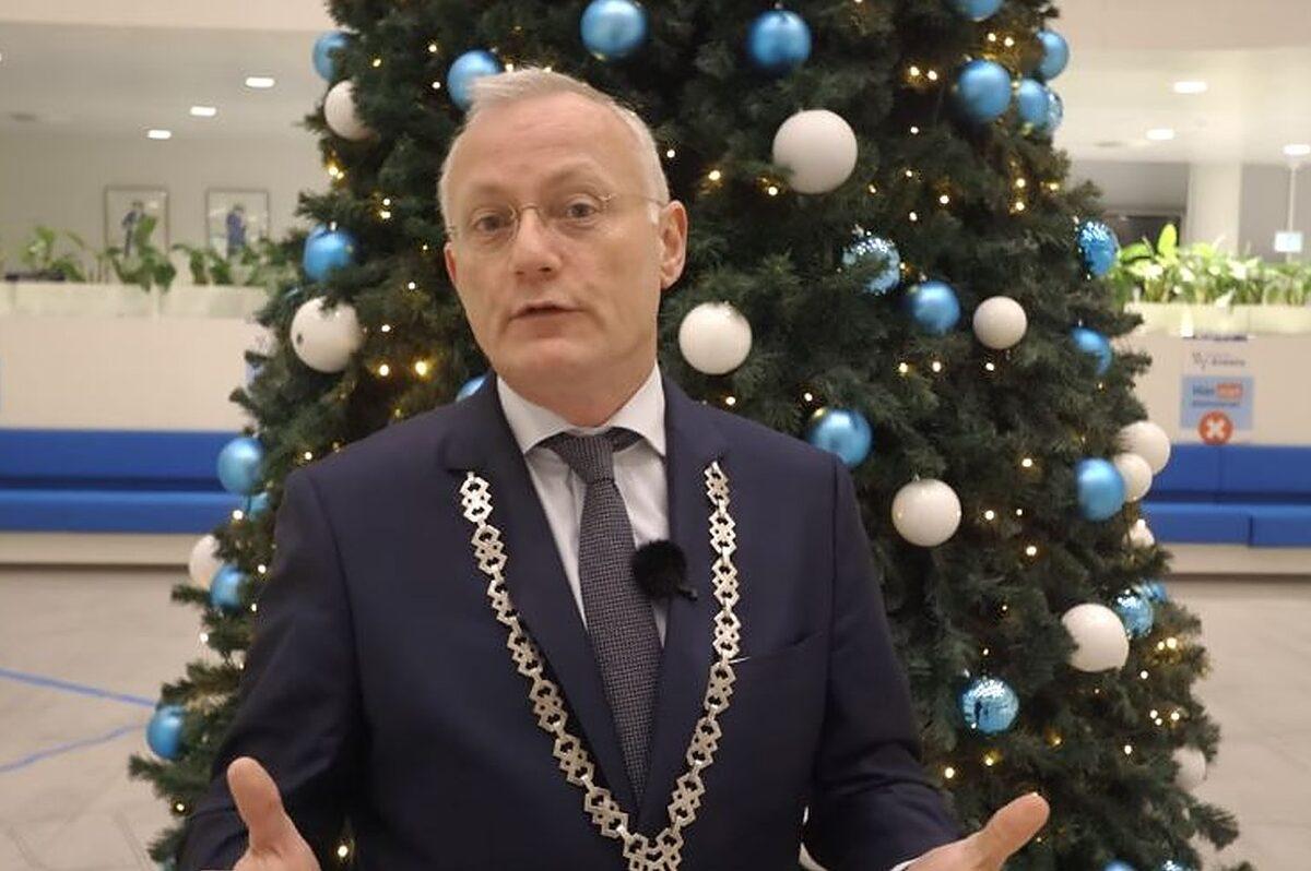 Toespraak burgemeester Arjen Gerritsen