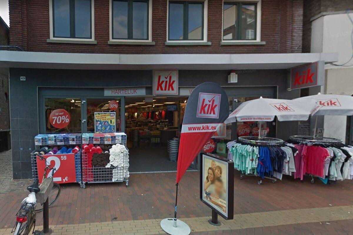 KiK Grotestraat Almelo