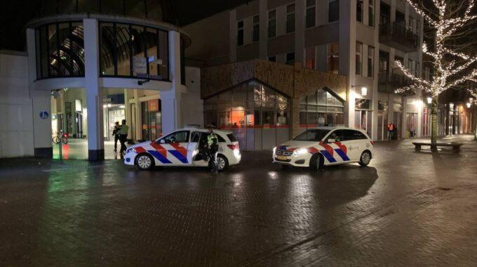 Aanhoudingen in Almelo vanwege avondklok