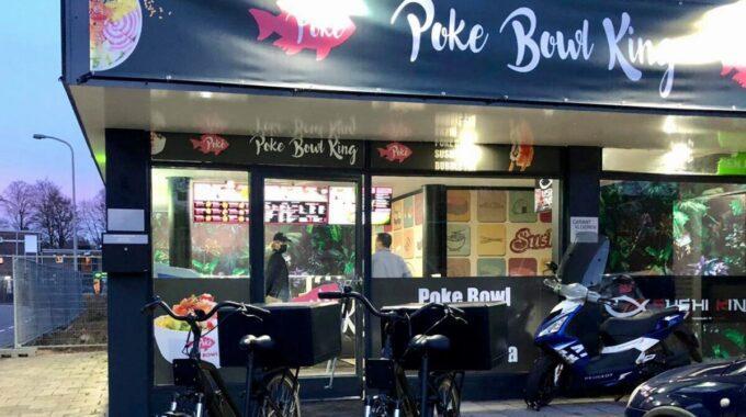 Poke Bowl King in Almelo