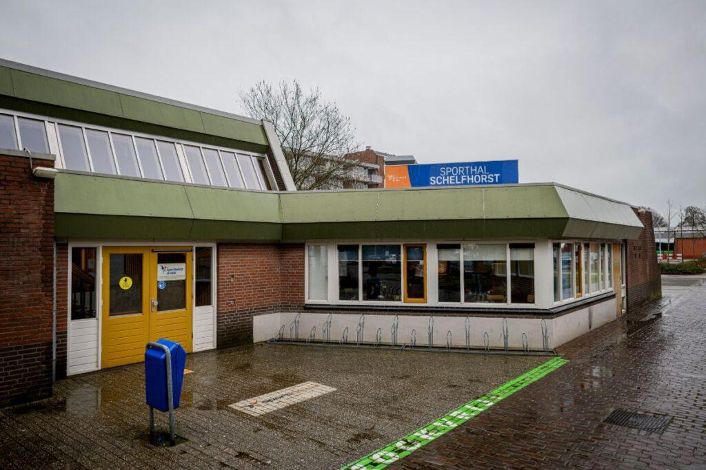 Sporthal Schelfhorst