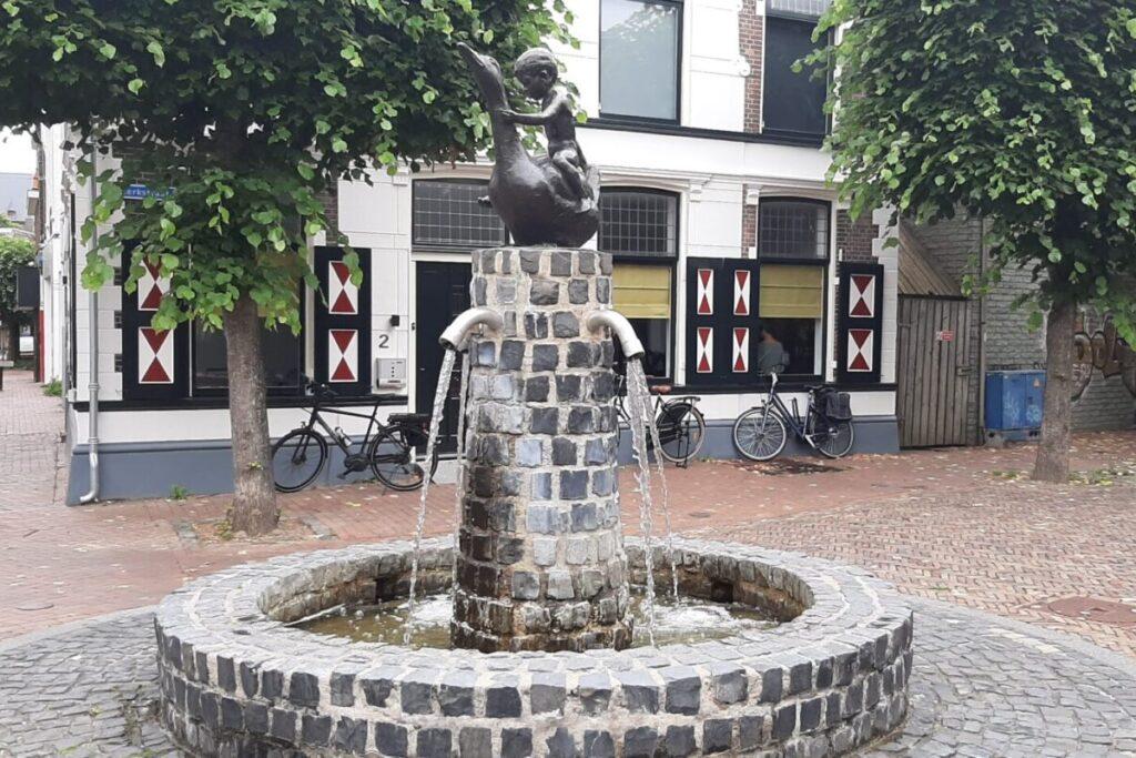 Fontein Grotestraat Almelo