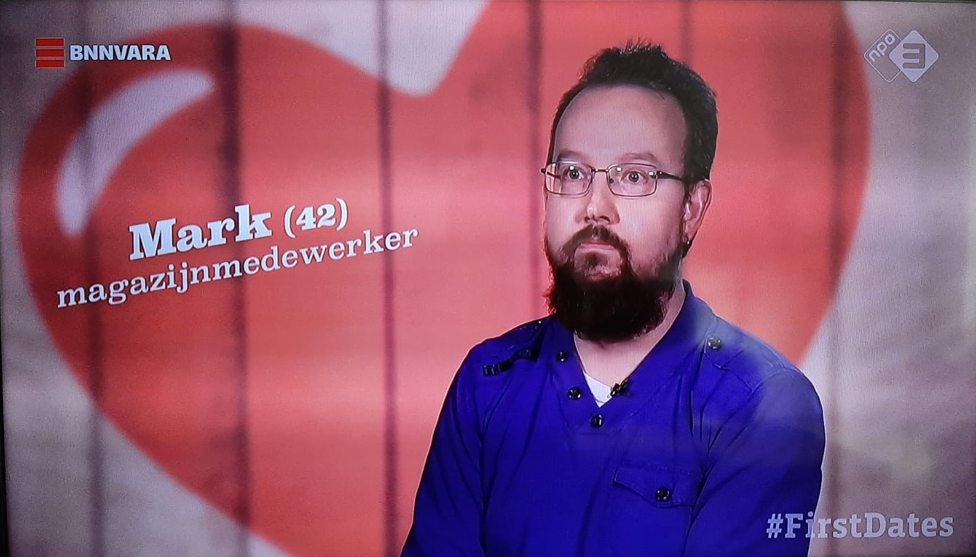 Mark uit Almelo in First Dates