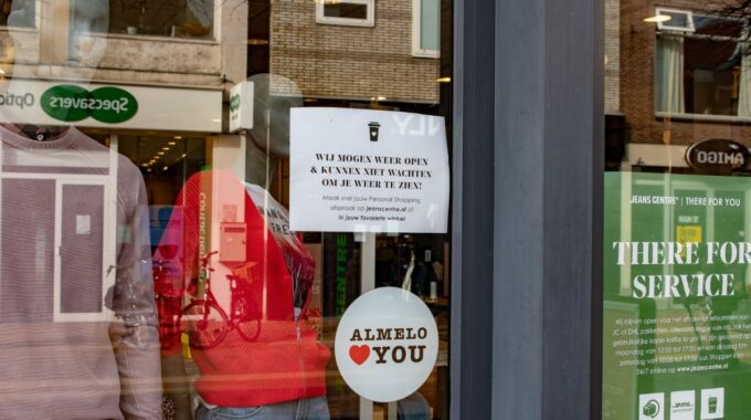 Jeans Centre op afspraak Almelo