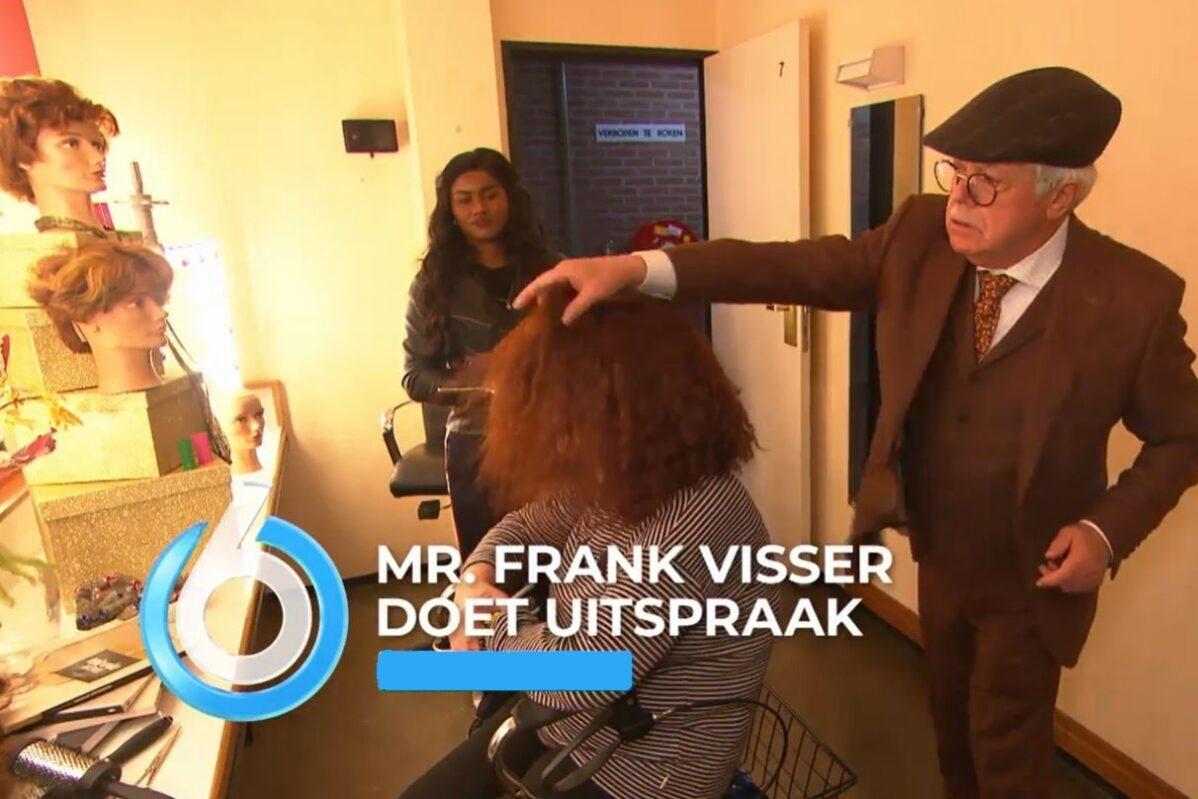 Mr. Frank Visser doet Uitspraak in Almelo