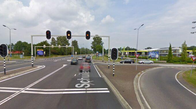 Verkeerslichten Schuilenburgsingel