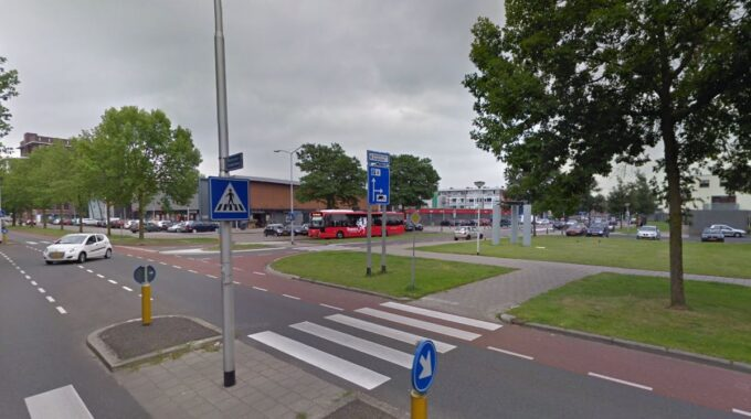 Windmolenbroeksweg Rembrandtlaan Almelo