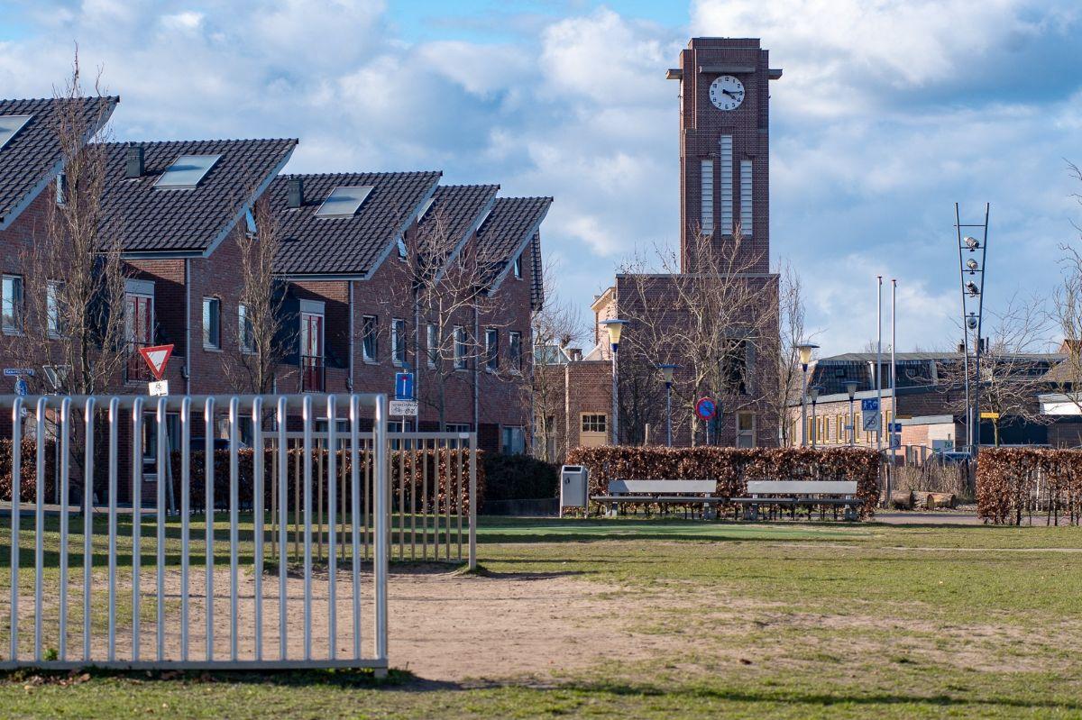 Playground Sluitersveldpark