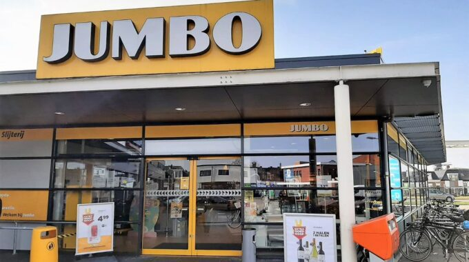 Jumbo Bornerbroeksestraat Almelo