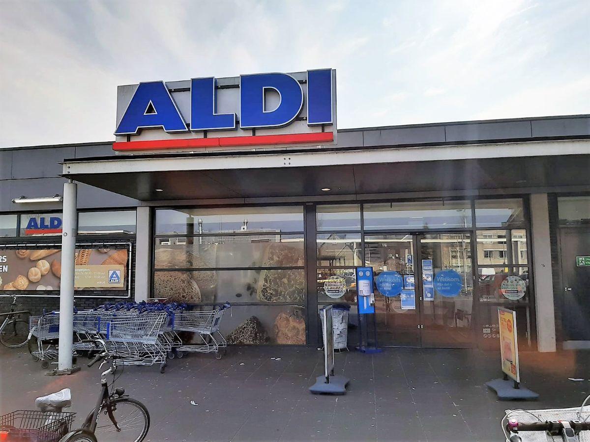 Aldi Bornerbroeksestraat Almelo
