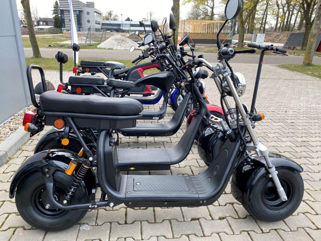Escooter Twente