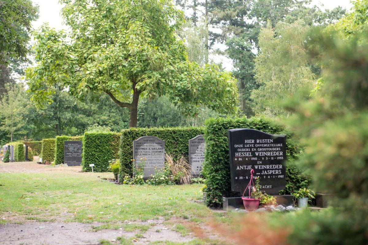 Begraafplaats 't Groenedael Almelo