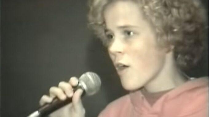 Piepjonge Ilse DeLange (1991)