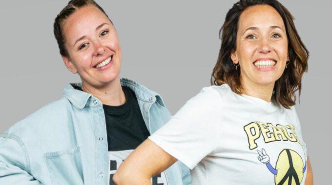 De Dansmarathon met Sanne en Evelien
