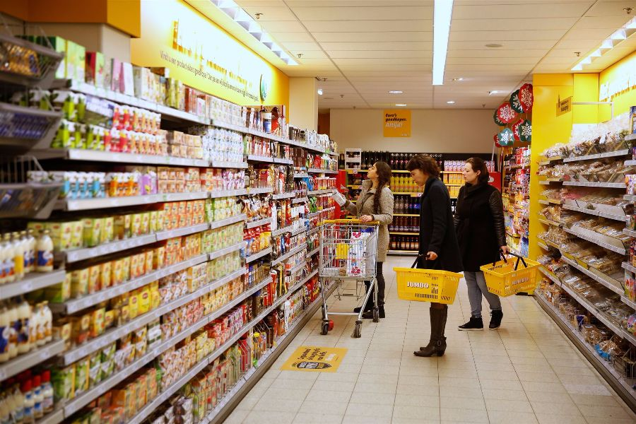supermarkten in Amersfoort