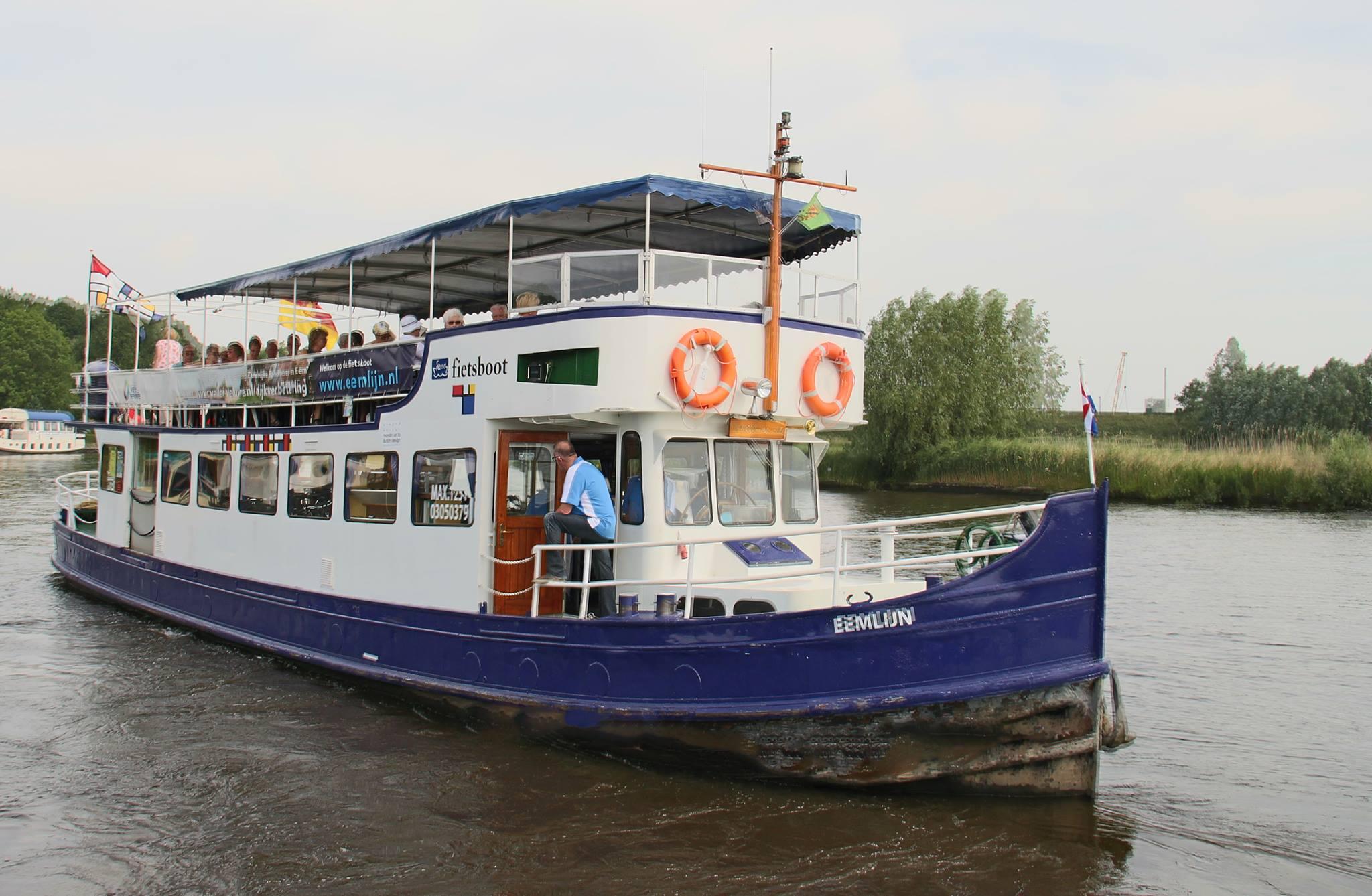 Fietsboot Eemlijn