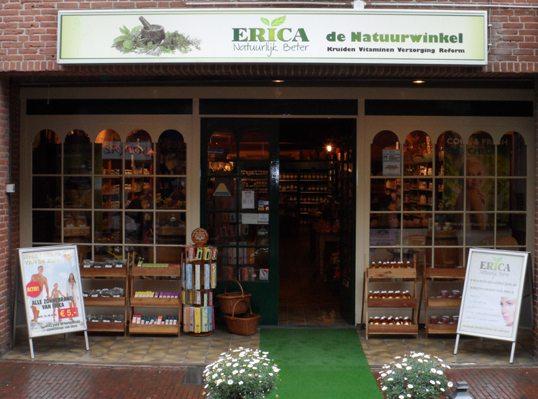 Natuurwinkels in Amersfoort