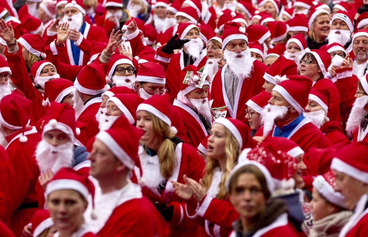 Kerstmannenloop