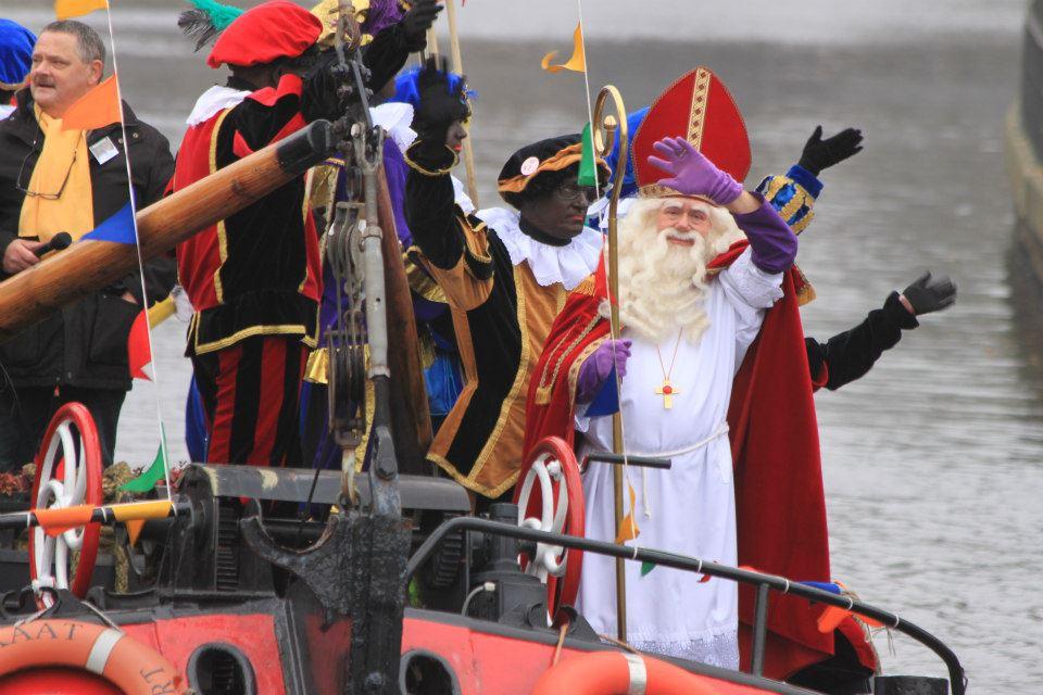 intocht van Sinterklaas in Amersfoort