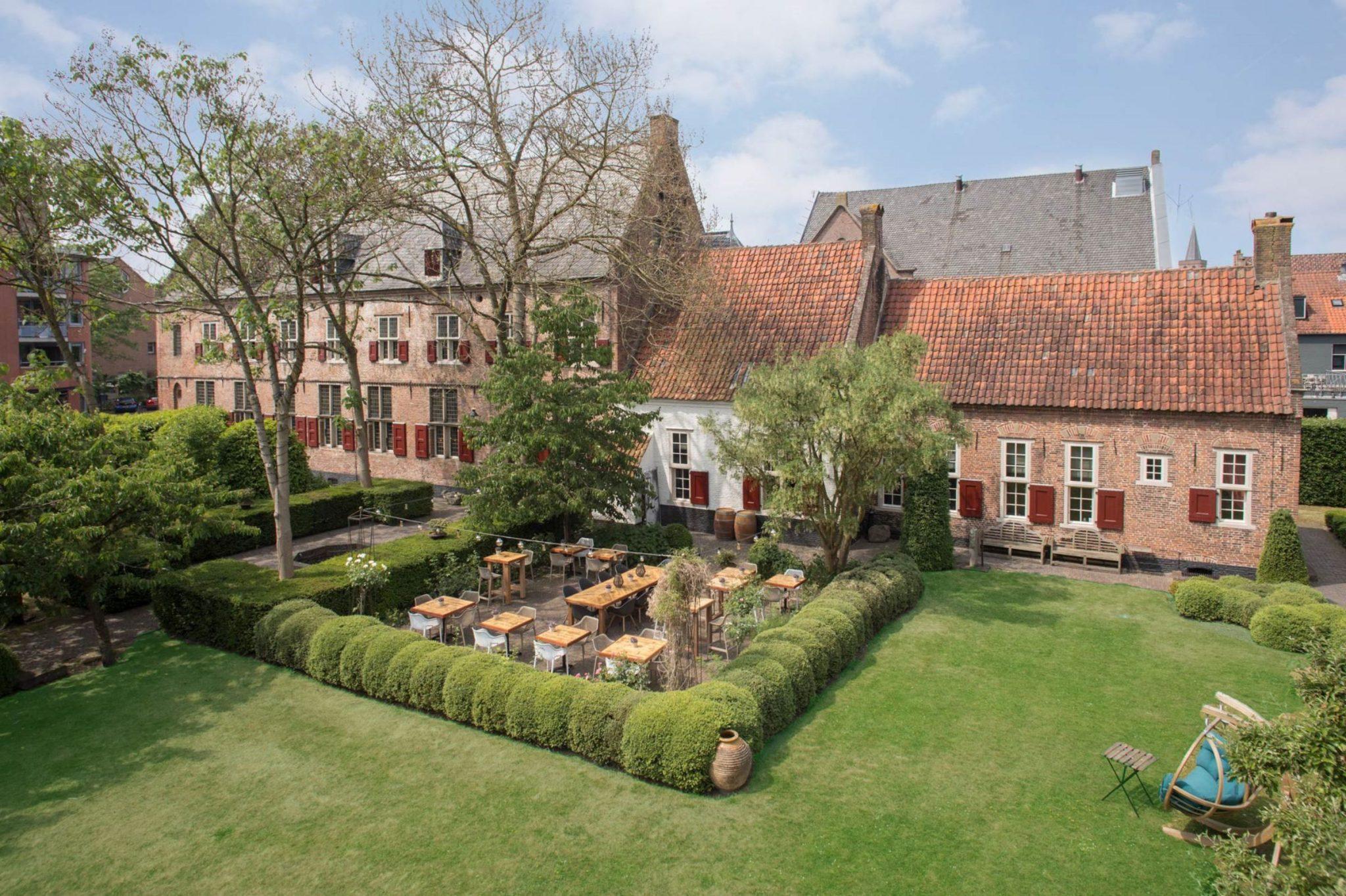 verborgen terrassen escaperoom in Amersfoort